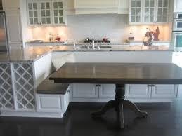 Kitchen Island With Bench Seating | Kitchen Island  Help Please .