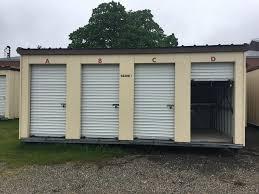 trachte building systems inc 10x20 portable storage unit each single unit is 5x10