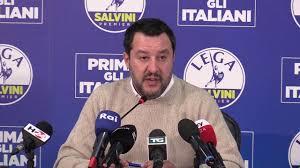 Taglio parlamentari, Salvini: