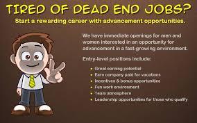 dead end job dead end jobs rome fontanacountryinn com