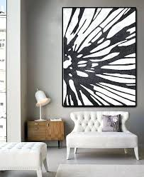 modern large wall art huge abstract painting on canvas vertical canvas painting extra large wall art