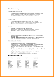 13 Resume Skills Section Example Letmenatalya