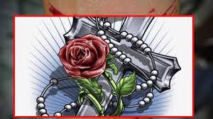 роза ветров тату для девушки