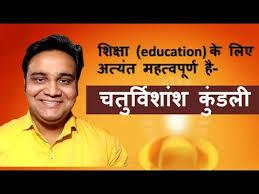 Chaturvishansh Kundali D24 Chart Youtube
