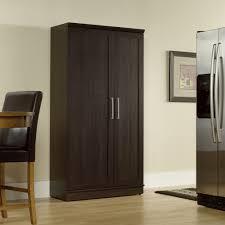 Storage Cabinet Wood Homeplus Storage Cabinet 411572 Sauder