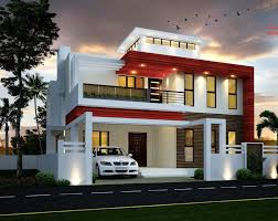 home design plans india duplex house designed by s i consultants