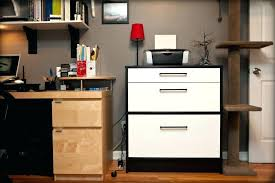 desk with file drawer small desk with file cabinet gray wall color feat modern file cabinet