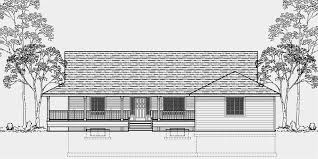 ranch house plans with wrap around porch inspirational 1 story house plans with wrap around porch
