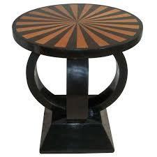 art deco furniture 1920s. pierre legrain art deco cubist pedestal centre table ca 1920u0027s center and furniture 1920s