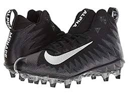 Nike Football Cleats Size Chart Nike Mens Alpha Menace Pro Mid Football Cleat