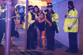 At least 22 dead after explosion at Ariana Grande concert New.