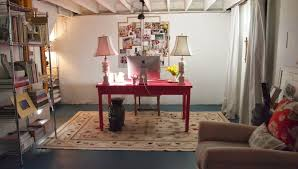 home office in basement. Basement Office Home In