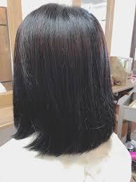 縮毛矯正やめるその後のクセを生かした髪型の経過は 吉祥寺美容