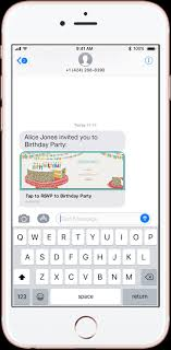 text invitation birthday party send party event invitations by text message evite com