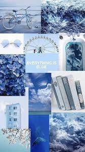 Blue aesthetic pastel, Aesthetic pastel ...