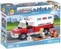 <b>COBI Ambulance</b> v2 1765 (1765) - купить <b>конструктор</b>: цены ...