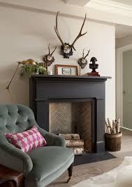 housetour devonshirehouse fireplace mantlefake