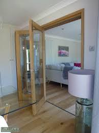 oak internal bifold doors law lewis of cambridge ltd 3 jpg