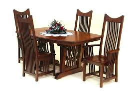 dining room table chairs mission table chairs amazing mission dining room table prairie mission dining room