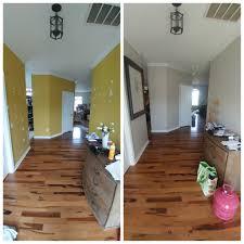 first floor full interior painting