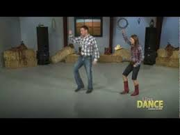 Steps Dance – Boot Tampa Classic Video Scootin' Line Boogie