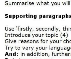 for a five paragraph essay outline for a five paragraph essay