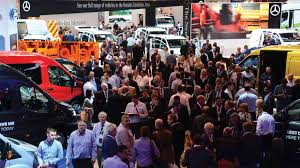a truck load of choice at the commercial vehicle show    a truck load of choice at the commercial vehicle show