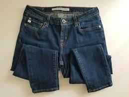 Womens Big Star Envy Cigarette Skinny Jeans Size 28 Ebay