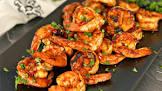 caribbean shrimp
