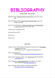 Free Work Cited Page The Works Cited Page 2019 01 01
