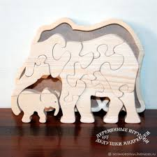 educational toys handmade livemaster handmade educational toys wooden puzzle tenderness