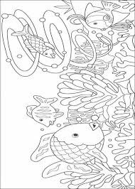 Small Picture 20 Rainbow Fish Coloring Pages ColoringStar