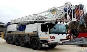 Sold 2010 Liebherr Ltm 1130 Crane For On Cranenetwork Com