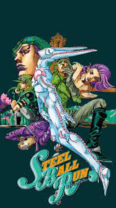 Jojo Steel Ball Run - 1080x1920 ...