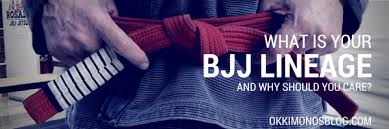 Bjj Lineage Chart What Is Your Bjj Lineage And Why Should You Care Ok