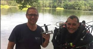 Image result for Thai cave rescue: Australian doctor who was last one out praises boys while grieving father's death