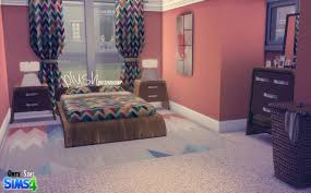 Sims Bedroom Ts4 Plush Bedroom Set Onyx Sims