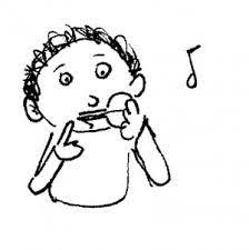 Kleurplaat Kinderkoor Malvorlage Kinderchor Ausmalbild 28047