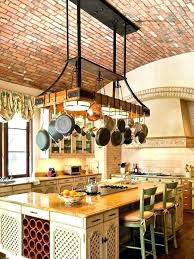hanging pot rack with lights and pan outstanding a about remodel home images pots pans diy pot racks hanging pots and pans diy