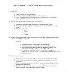 outline of essay example psychology research paper outline  outline of essay example psychology research paper outline template narrative essay outline generator