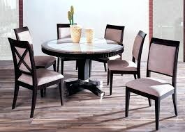 decoration image of marble top round dining table design set singapore