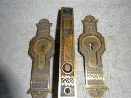 Amazing Antique Door Hardware Minimalist Antique Door Hardware