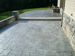 modern concrete pavers comfy stamped concrete vs for modern outdoor design with concrete vs patio modern