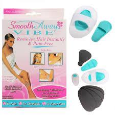 smooth away electric hair removal pad epilator 1475