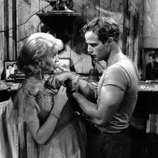 blue jasmine vs a streetcar d desire cindy bruchman in the 1951 film version marlon brando as stanley kowalski played the blue collared brute whose machismo personality demanded loyalty from his wife stella