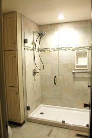 build a basement shower building your own shower base installing a ceramic tile shower pan how