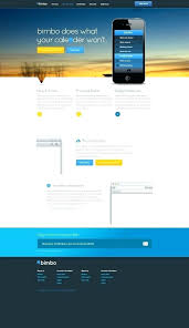 Mobile Web App Template