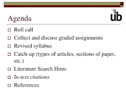 Literature Searches And Apa Style Ppt Download