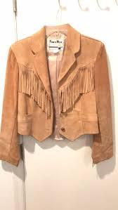 pioneer wear las size 12 vintage rodeo jacket