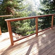 Image Low Maintenance View The Gallery Pinterest Wild Hog Railing Refined With Your View In Mind